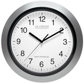PLR 12in Atomic Wall Clock - PLR6764