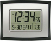 Aqua Pear Digital Wall Alarm Clock - PLR6772