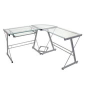 Designer 3-Piece Contemporary Desk - PWA1149