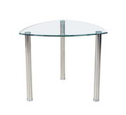 Designer 36 in. Bermuda Triangle Table - PWA1161