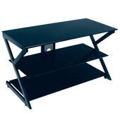 Designer 42 in. Escalante Black TV Stand - PWA1185