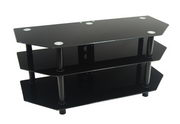 Designer 52 in. Empire Black TV Stand - PWA1206