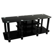 Designer 60 in. Dynasty Black TV Stand - PWA1215