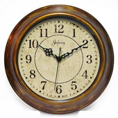 14in Stratton Wall Clock - TFT5812