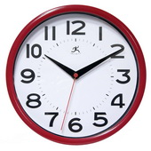 9in Retro Wall Clock - TFT5968