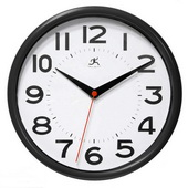 9in Retro Wall Clock - TFT5970