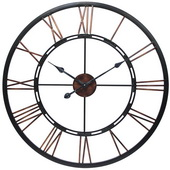 28in Transitional Wall Clock - TFT5998