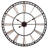 39in Large Wall Clock - TFT6014