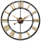 45in oversize large wall clock - TFT6058