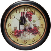 12in Wall Clock - TFT6066