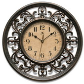 12in Wall Clock - TFT6092