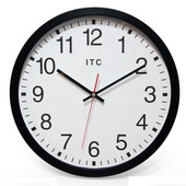14in Wall Clock - TFT6104
