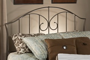 Zurick Headboard - Twin - w/Rails - THD8024
