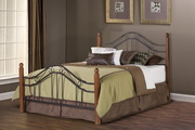 Madison Bed Set - Full - Rails not included - THD6610