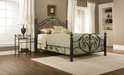 Grand Isle Bed Set - King - w/Rails - THD5844