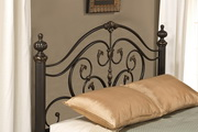Grand Isle Headboard - Queen - w/Rails  - THD5854