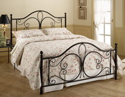 Milwaukee Bed Set - King - w/Rails - THD6846