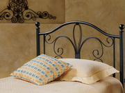 Milwaukee Headboard - Twin - w/Rails - THD6858