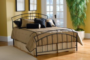 Vancouver Bed Set - Queen - Rails not included - THD7614