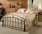 Vancouver Bed Set - King - w/Rails - THD7622