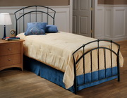 Vancouver Bed Set - Twin - Rails not included - THD7626