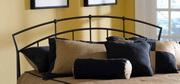 Vancouver Headboard - Twin - w/Rails - THD7638