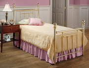 Chelsea Bed Set - Twin - w/Rails - THD5490