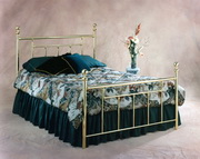 Chelsea Bed Set  - King - w/Rails - THD5506