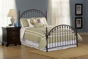 Kirkwell Bed Set - King - w/Rails - THD6300