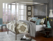 Chatham Queen Bed Set w/ rails - THD5484