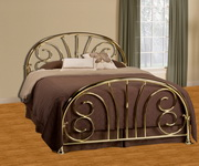Jackson Bed Set - Queen - w/Rails - THD6010