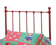Molly Headboard - Twin - w/Rails - THD6896