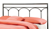 McKenzie Headboard - Full - w/Rails - THD6750