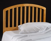 Carolina Headboard - Twin - w/Rails - THD5410