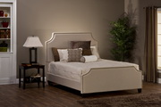 Dekland Bed Set - King - with Rails - THD5658