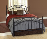 Willow Bed Set - King - w/Rails - THD7892