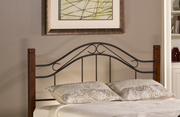 Matson Headboard - Twin - w/Rails - THD6716