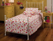 Molly Bed Set - Full - w/Rails - THD6936