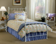 Molly Bed Set - Twin - Rails not included - THD6942
