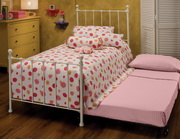 Molly Bed Set - Twin - w/Rails and Trundle - THD6944