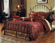 Tyler Bed Set - Queen - w/Rails - THD7596
