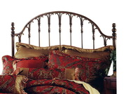 Tyler Headboard - King - Rails not included - THD7602