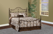 Bennett Bed Set - Queen - w/Rails - THD5156