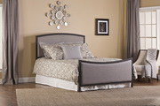 Bayside Bed Set with Rails - Full - THD5022