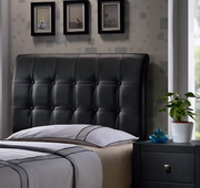 Lusso Headboard - Twin - w/Rails - THD6520