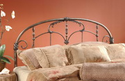 Jacqueline Headboard - King - Rails not included - THD6030