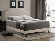 Lawler Queen Bed Set w/ Rails - THD6456