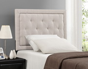 Becker Headboard - Twin - w/Rails - THD5134