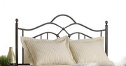 Oklahoma Headboard - Full/Queen - w/Rails - THD7064