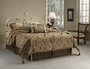 Victoria Bed Set - King - w/Rails - THD7686